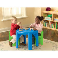 little tikes bright n bold table u0026 chairs target