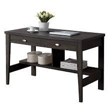 Laptop Desk Target by Amazon Com Corliving Wfp 280 D Folio 2 Drawer Desk Rich Espresso