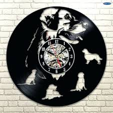creative wall clock animal wall clock images home wall decoration ideas