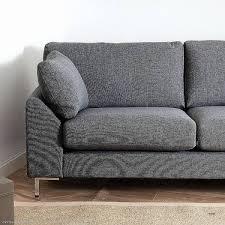 changer tissu canapé canapé tissu gris chiné liée à changer tissu canapé fresh