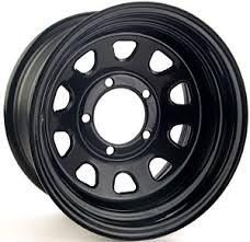 Jegs Auto Parts Jegs Performance Products 671010 Jegs U0027d U0027 Window Steel Wheels