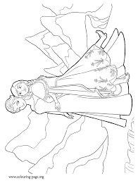 frozen coloring pages anna 5 free coloring pages kids