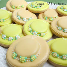 Easter Icing Decorations by Sugar Dot Cookies May 2013
