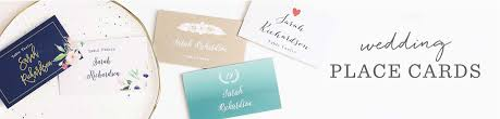 place cards for wedding wedding place cards free guest name printing basic invite
