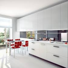 all white kitchens that shine asian lifestyle design