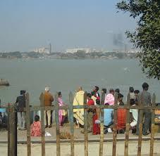 Brauntone Wohnung Elegantes Beispiel Indien Indien Im Faszinierenden Großstadt Dschungel Von Kalkutta Welt
