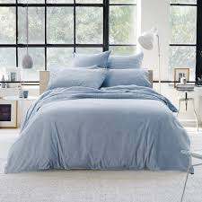 Chambray Duvet Reilly Quilt Cover Sets By Sheridan Commercial Supplies