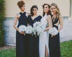 infinity bridesmaid dresses made in new york city by atomattire