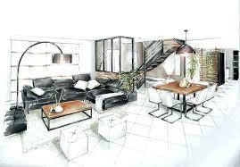 aménagement cuisine salle à manger amenagement petit salon salle a manger idee amenagement petit