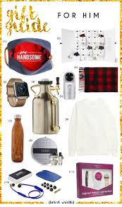holiday gift ideas for all the men on your list christmas list