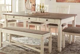 bolanburg dining room set w bench formal dining sets dining bench bolanburg dining table
