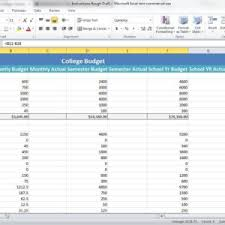 How To Set Up Spreadsheet In Excel How To Set Up An Excel Spreadsheet