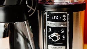 ninja coffee bar clean light wont go off ninja coffee bar review ninja coffee maker offers many ways to brew