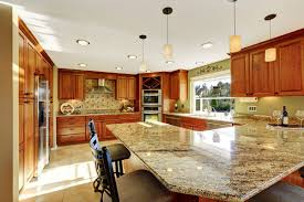 Kitchen Countertop Options by 12 Kitchen Countertop Options A Pros And Cons Guide