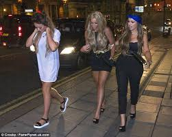 pattison hair extensions geordie shore s pattison debuts new hairdo daily
