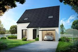 maison avec 4 chambres plan maison de 4 chambres etage avec garage intégré villabossa 110