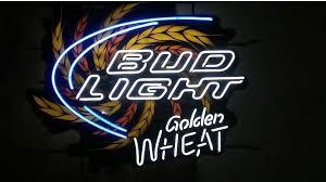 bud light neon signs for sale bud light golden wheat neon sign real neon light for sale hanto