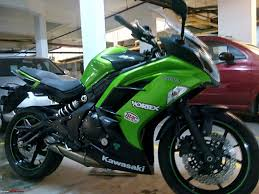 the green hornet my pre worshipped kawasaki ninja 650r page 4