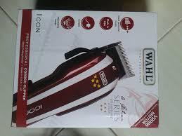 Jual Alat Cukur Wahl Asli mesin cukur rambut wahl 5 icon series usa v9000 pro barbershop