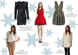the 5 dresses of christmas so sue me