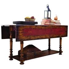 hooker furniture console table hooker furniture vicenza drop leaf console table 978 50 001