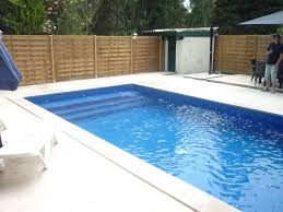 Outside Pool Swimming Pool Installations Papillon Tiling