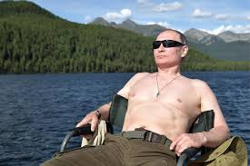 Putin Memes - vladimir putin s bare chested vacation snap becomes summer s best