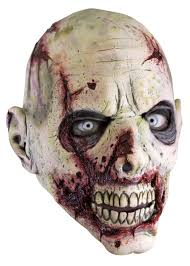 Zombie Mask Scarface Zombie Mask Pale Larp Mask Epic Armoury World Of Larp