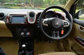 Interior Mobilio 61 Images Of The India Spec Honda Mobilio Rs