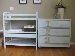 Baby Changing Table Ideas Fascinating Oma Socks Baby Dresser And Changing Table Redo Picture