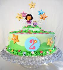 party decoration birthday cake dora birthday party ideas