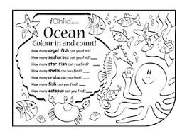 colour u0026 count ocean ichild