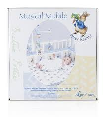 beatrix potter peter rabbit musical mobile buybabydirect