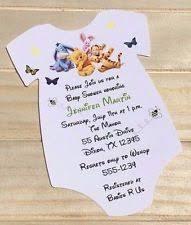 winnie the pooh baby shower winnie the pooh baby shower greeting invitations ebay