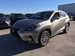 lexus atomic silver nx new 2018 lexus nx 300 for sale miami fl stk l82368