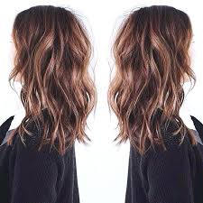 lobs thick hair lobs for thick hair hair color ideas and styles for 2018