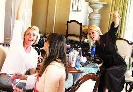 Yes Gwyneth Paltrows Oscar Day Diary MissMalini - Gwyneth paltrow notes from my kitchen table
