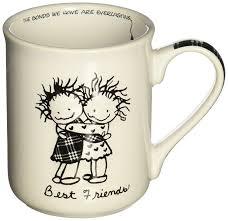 best coffee mug designs amazon com enesco children of the inner light best friends