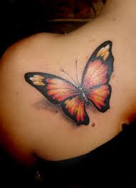 48 best tattoo designs of butterflies images on pinterest