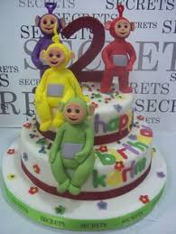 teletubbies food u0026 cakes pinterest dekor och kakor