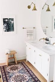 studio bathroom ideas farmhouse living authentic hardworking warm intentional