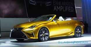 yellow lexus is250 don u0027t expect a cheap lexus any time soon slashgear