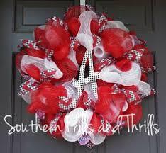 Alabama Football Home Decor Mascot Initials Alabama On Etsy 40 00 Home Decor Pinterest