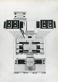 Casa Bella Floor Plan Columbia University Of Architecture Casabella 265 1962 27