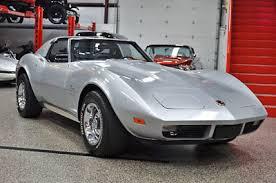 74 corvette stingray 1974 chevrolet corvette stingray 4 speed restored factory