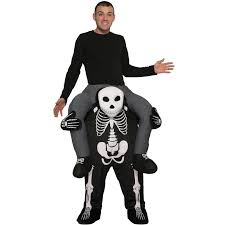 ride a skeleton costume buycostumes com