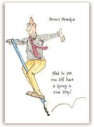 funny birthday cards grandpa