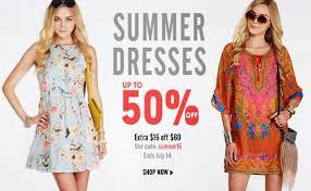 rock on romwe summer dress sale