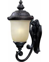Fluorescent Wall Sconce Amazing Winter Savings On Maxim 86524 Carriage House 26 1 Light