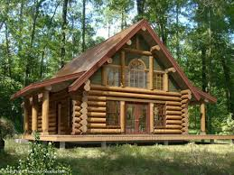 33 cabin with open floor plans home plans log cabin homes floor